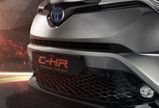 Toyota : son programme à l'IAA 2017