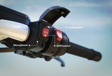 BMW : appel d'urgence aussi sur les motos #1