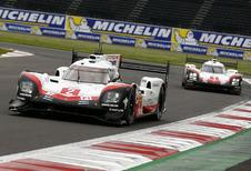 Nieuwe dubbelslag voor Porsche in WEC Mexico