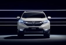 Honda CR-V nu ook als Hybrid