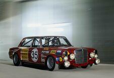 50 jaar AMG in Autoworld