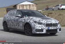 BMW Série 1 2018 : une traction !