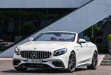 Ook update voor Mercedes-AMG S63 en S65 Coupé en Cabrio