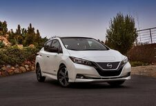 Nissan Leaf : la barre des 300 km