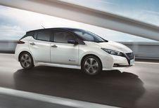 Nieuwe Nissan Leaf zet in op elektrische aandrijving, autonoom rijden en connectiviteit