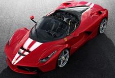 La 210e Ferrari Aperta aux enchères