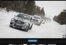 Mercedes GLC op waterstof op komst