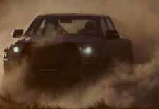 Ford Ranger : le Raptor en préparation