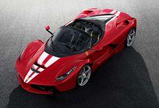 Ferrari Aperta : une dernière pour 8,3 millions