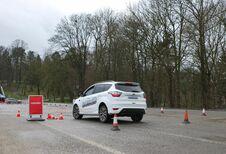 Freinage d'urgence : problème pour les jeunes conducteurs