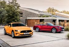 Nieuwe Ford Mustang landt in Europa