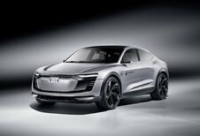 Audi E-Tron evolueert tot Elaine