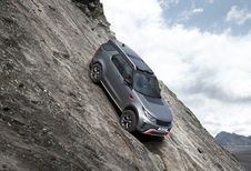 Land Rover Discovery SVX: woest terreinmonster