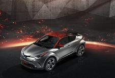 Wat is er zo speciaal aan de Toyota C-HR Hy-Power Concept?