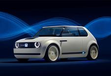 Honda Urban EV Concept komt in 2019