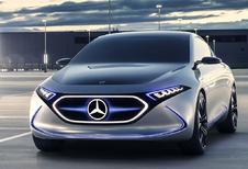 Concept EQA is elektrische Mercedes A-Klasse met 270 pk