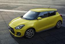 Suzuki Swift Sport krijgt turbo, ontwikkelt 140 pk