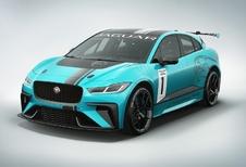 Jaguar I-Pace krijgt eigen raceserie