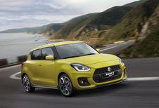 Suzuki Swift Sport : 970 kg et 140 ch