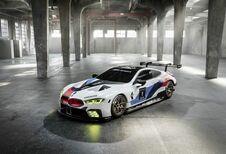 BMW M8 GTE : une Série 8 en tenue de sport !
