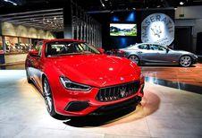 Maserati Ghibli: kleine opfrisbeurt