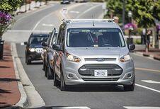 Ford test zelfstandige auto's met 'onzichtbare' bestuurder