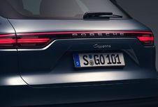 Porsche : le Cayenne Coupé toujours à l'étude