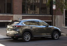 Mazda CX-8 is verlengde CX-5 met 7 zitplaatsen #1