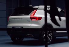 Volvo XC40 laat zich zien als T5 R-Design