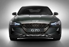 Genesis G70 kijkt Audi, BMW en Mercedes recht in de ogen