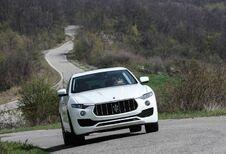 Maserati Levante binnenkort met Ferrari-V8