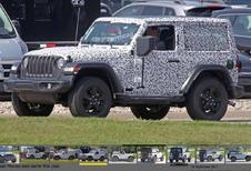 Jeep Wrangler ook als hybride