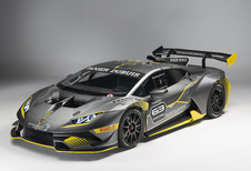 Lamborghini Huracán Super Trofeo groeit door tot Super Trofeo Evo - VIDEO