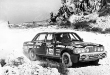 Flashback naar de London-Sydney Rally met de Mercedes 280E