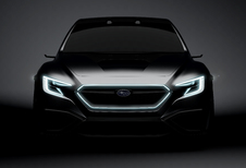 Subaru Viziv Performance : future WRX ?