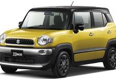 Suzuki Xbee: mini-SUV voor Japan