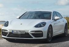 Hybride Porsche Panamera Sport Turismo: 680 pk en 69 gram
