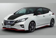 Nissan Leaf : déjà en costume « Nismo »