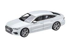 Audi A7 2018 : elle se montre en miniature