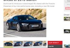 Audi R8 2,9 V6 2018 : Elle arrive !