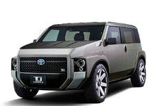 Toyota Tj Cruiser : croisement entre SUV et van