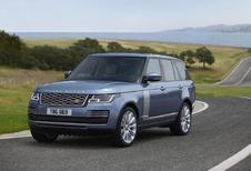 Vernieuwde Range Rover krijgt plug-inhybride P400e