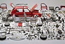 Volkswagen : des pièces détachées pour les anciennes VW