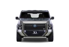 Toyota Tj Cruiser wil tegelijk SUV, bestelwagen en minibus zijn