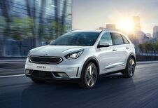 Kia Niro plug-in hybride: 7.800 euro duurder