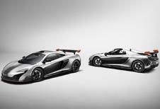MSO R is geen McLaren 675 LT