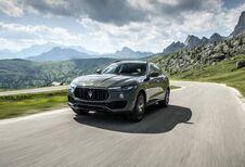 Maserati Levante : V6 biturbo de 350 ch