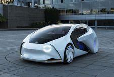 Des Toyota autonomes et… intelligentes en 2020
