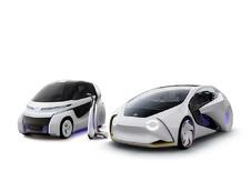 Toyota Concept-i Ride : une citadine électrique et autonome