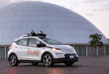 Des Chevrolet Bolt autonomes à New York